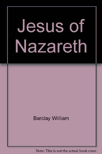9780345010438: Jesus of Nazareth