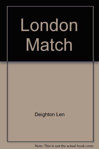 9780345010735: London Match