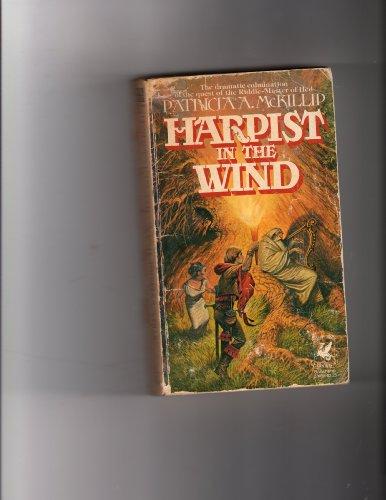 9780345012524: Harpist in the Wind