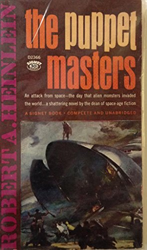 9780345013897: The Puppet Masters