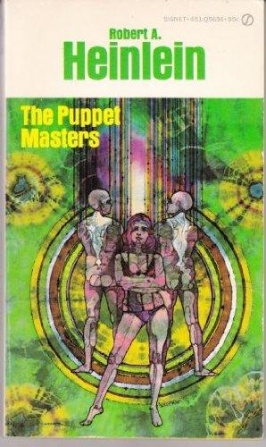 The Puppet Masters AbeBooks Robert A Heinlein - Heinlein us map
