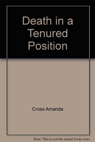 9780345014559: Death in a Tenured Position