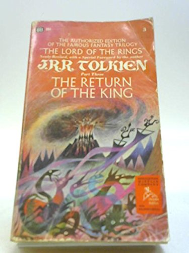 9780345015358: The Return of the King Being the Third Part of the Lord of the Rings