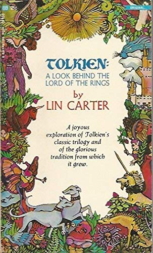 9780345015501: Tolkien: A Look Behind The Lord of the Rings