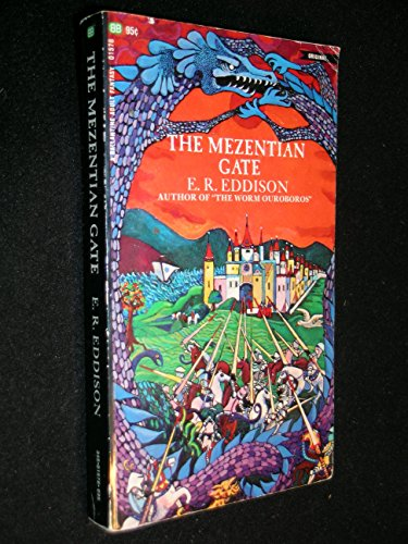 9780345015785: The Mezentian Gate