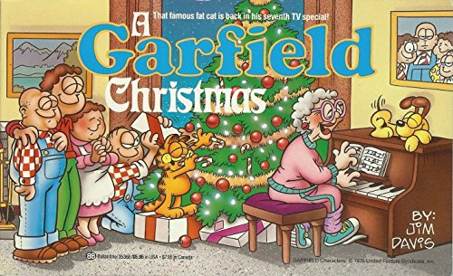 A Garfield Christmas: Davis, Jim