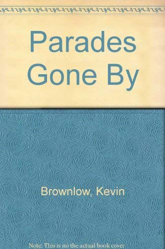 9780345017291: The Parade's Gone By...