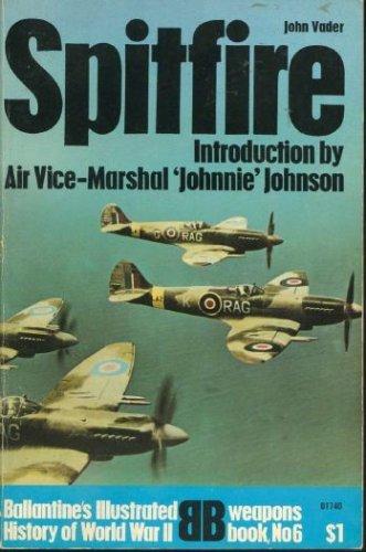 9780345017406: Spitfire