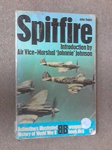 Spitfire 6: Vader, John