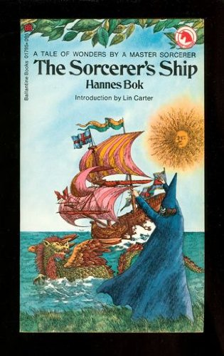 9780345017956: The Sorcerer's Ship