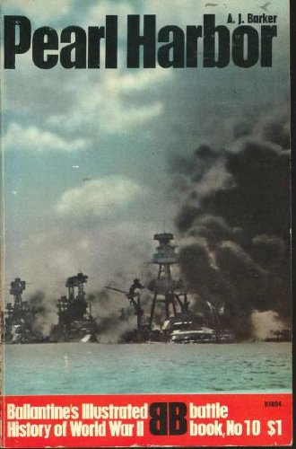 9780345018045: Pearl Harbor (History of World War II. Battle Book, No. 10 )