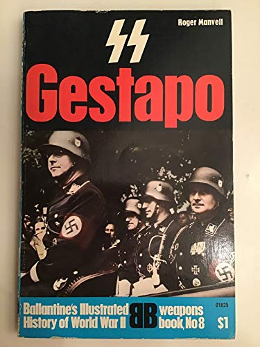 9780345018250: SS and Gestapo