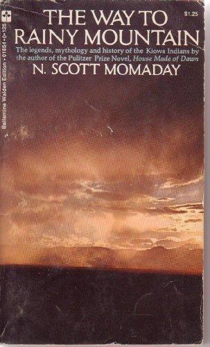 Scott momaday the way to rainy mountain essay