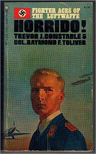 Horrido! Fighter Aces Of The Luftwaffe: Constable Trevor J.