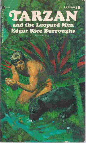 9780345019127: Tarzan and the Leopard Men (Tarzan #18)