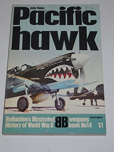 PACIFIC HAWK - THE P-40 IN WW2: John Vader