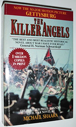 an analysis of battle of gettysburg in the killer angels by michael shaara and avalon by stephen r l