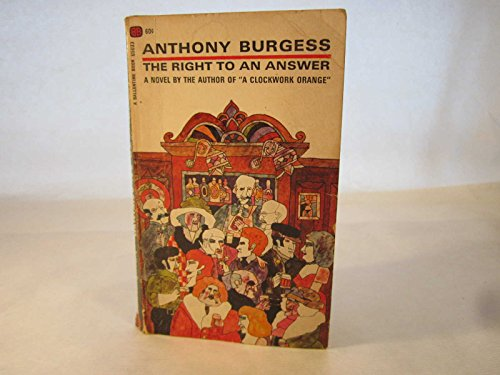 9780345020109: The right to an answer (Ballantine books)