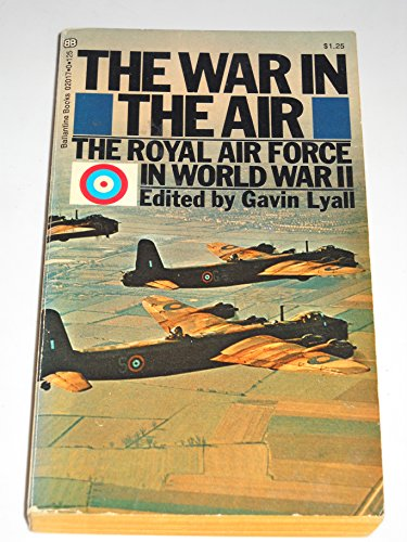 9780345020178: War In the Air: The Royal Air Force In W.W. II
