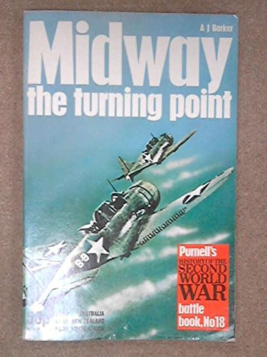 9780345020727: Midway: The Turning Point