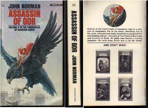9780345020949: Assassin of Gor