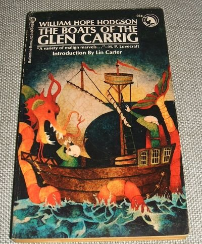 9780345021458: The Boats of Glen Carrig