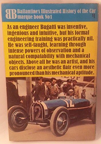 9780345021670: Bugatti