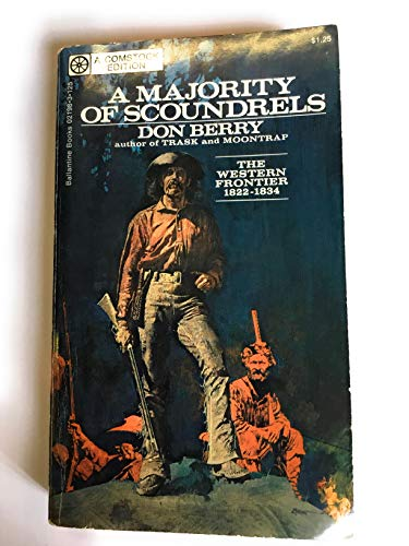 9780345021984: A Majority of Scoundrels: An Informal History of the Rocky Mountain Fur Company [A Comstock Edition]