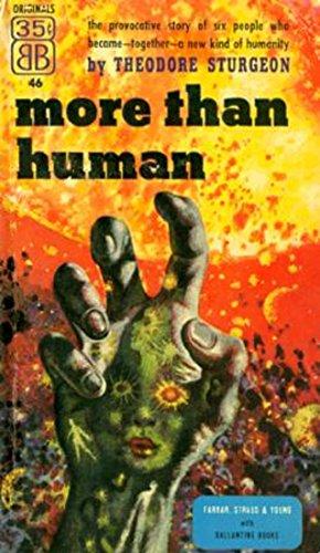 9780345021991: More Than Human