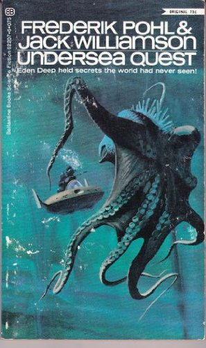 Undersea Quest (0345022076) by Jack Williamson; Frederik Pohl