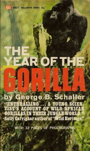 9780345022189: The Year of the Gorilla