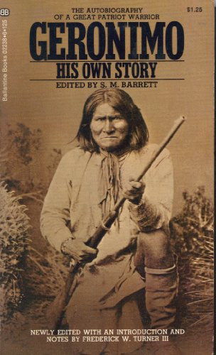 9780345022387: Geronimo His Own Story