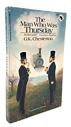 9780345023056: The Man Who Was Thursday