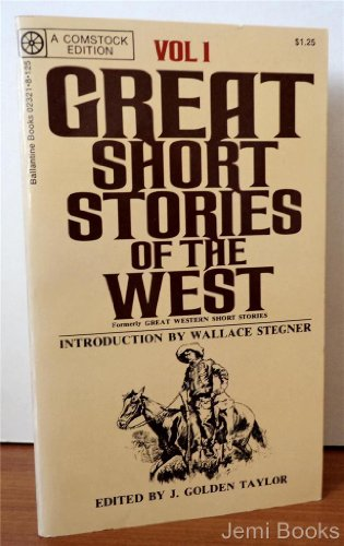9780345023216: Great Western Short Stories Vol 1