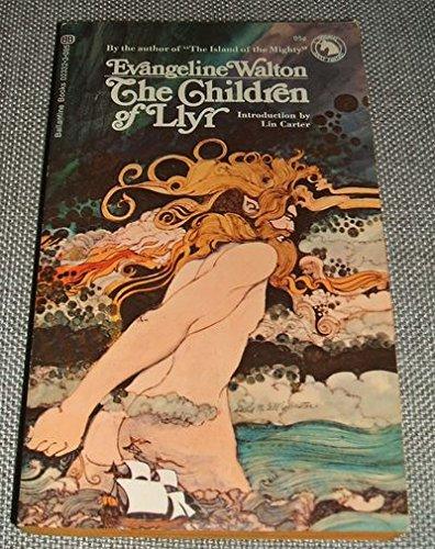 9780345023322: The Children of Llyr (Ballantine Adult Fantasy)