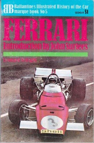 Ferrari: Setright, L.J.K.