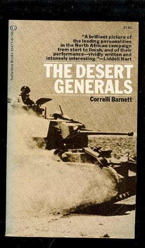 9780345024718: The Desert Generals