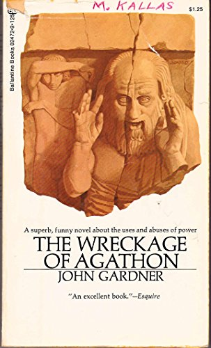 9780345024725: The Wreckage of Agathon