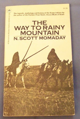 9780345024923: The Way to Rainy Mountain
