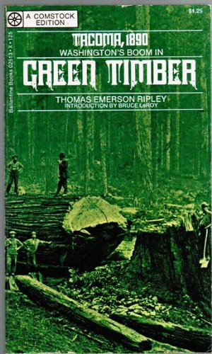 Green Timber: On the Flood Tide to: Thomas Emerson Ripley