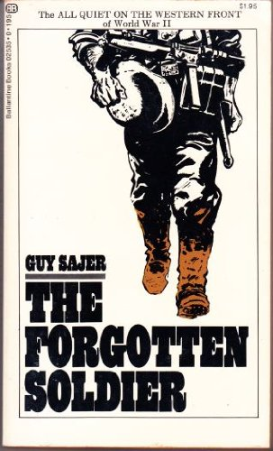 9780345025357: The Forgotten Soldier