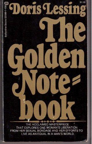 The Golden Notebook: Lessing, Doris