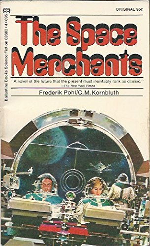 9780345026002: The Space Merchants