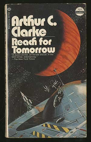 9780345027535: Reach for Tomorrow