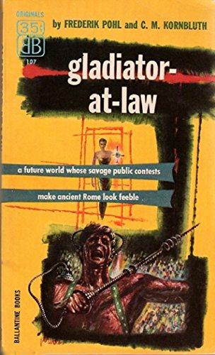 9780345027641: Gladiator-At-Law