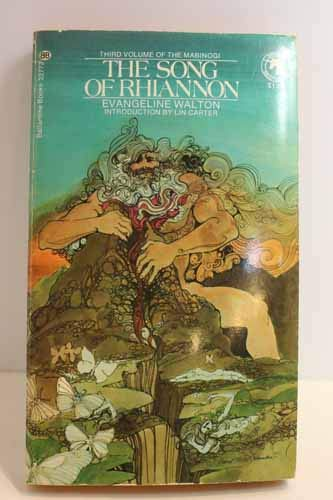 The Song of Rhiannon;: The third branch of the Mabinogion (Adult fantasy): Walton, Evangeline