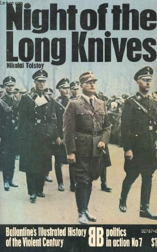 9780345027870: Night of the long knives