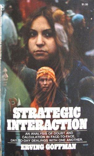 9780345028044: Strategic Interaction