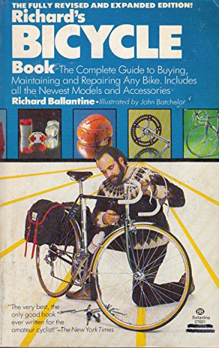 9780345028136: Richard's bicycle book