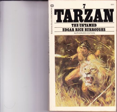 Tarzan the Untamed #7